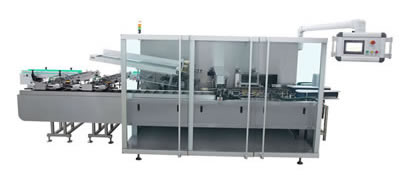 KXZ-130B Medium Speed Cartoning Machine
